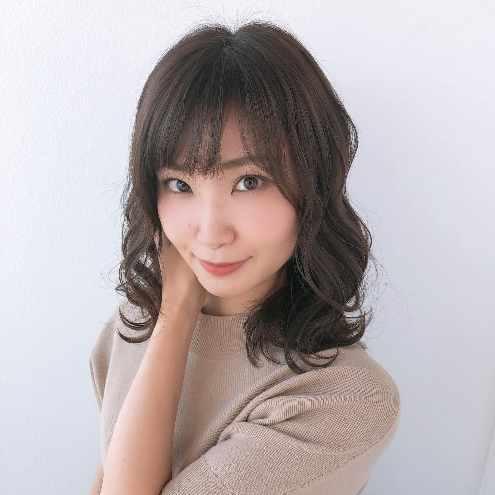 【MICHI 富田店 古作蓮】アッシュグレージュ