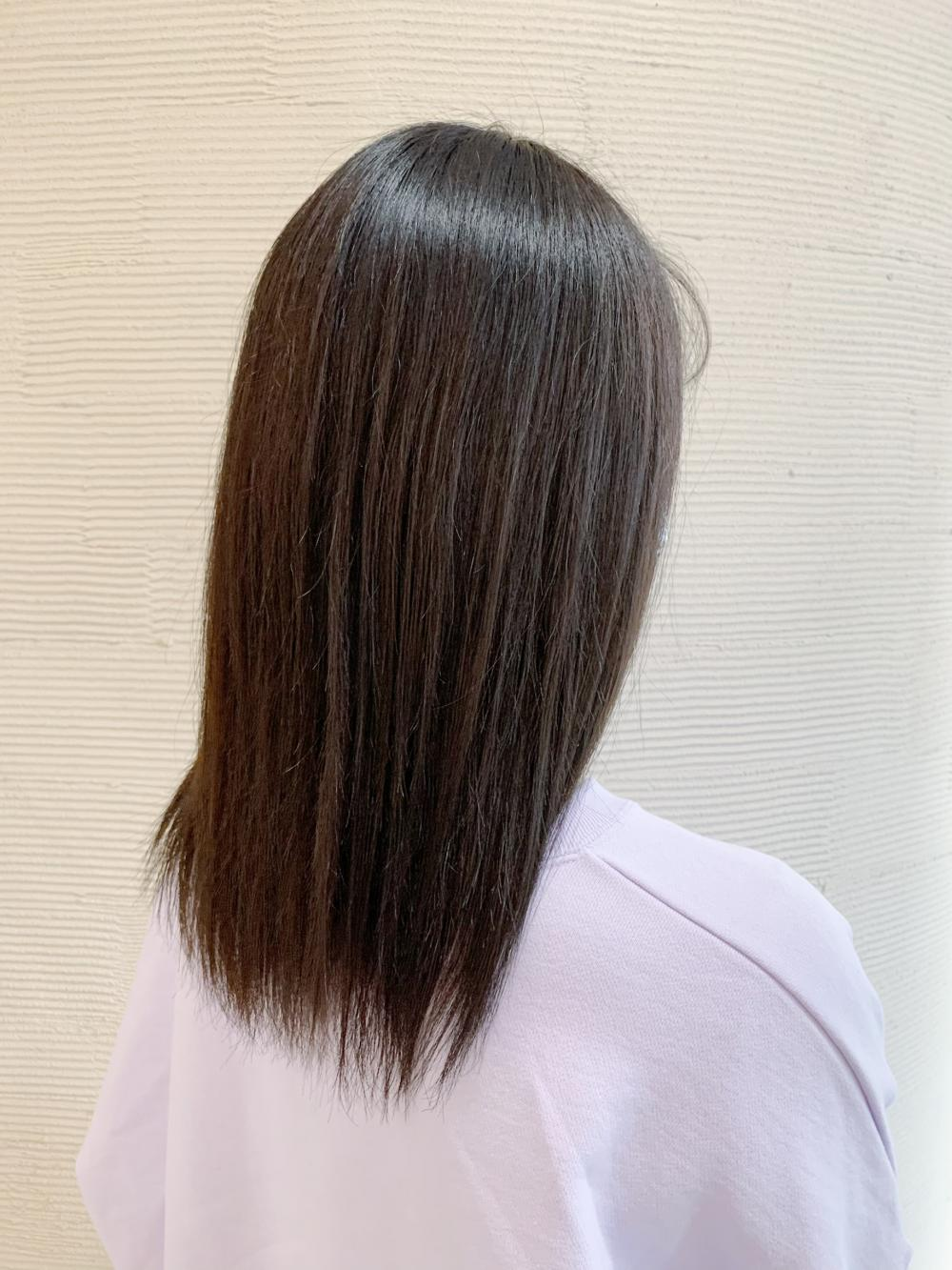 髪質改善ストレートohオー