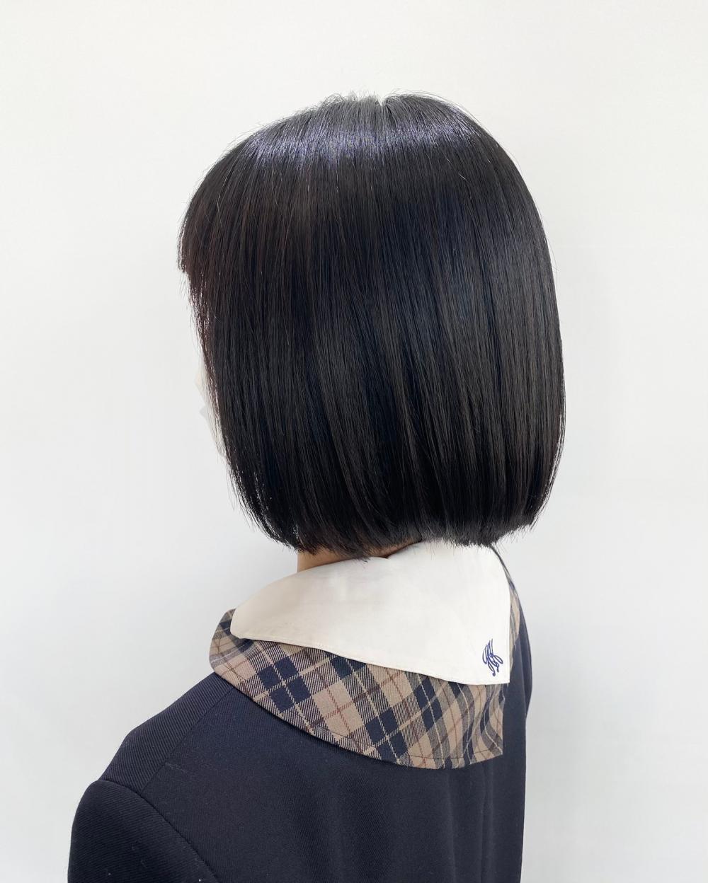 【feliceMICHI間嶋健司】髪質改善ストレートoh