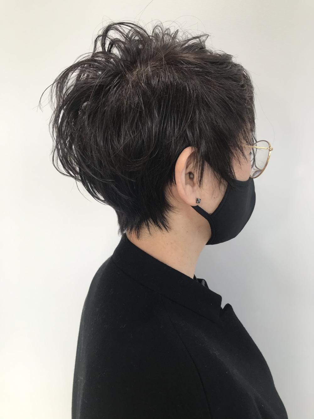 【feliceMICHI榎本信也】40代50代ミセスショート