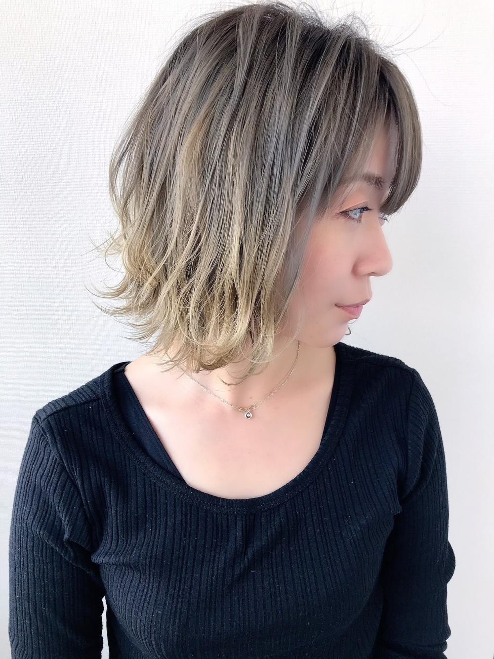 【feliceMICHI島田和也】グラデーションカラー