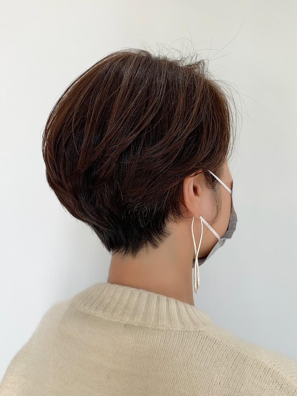【feliceMICHI平田雅美】40代50代ミセスショート