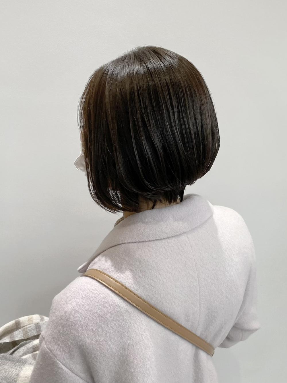 【feliceMICHI間嶋健司】ナチュラルボブ
