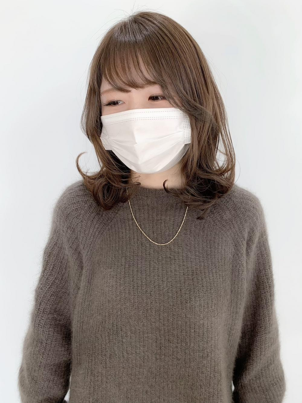 【feliceMICHI佐藤夏美】ミルクティーゆるレイヤー