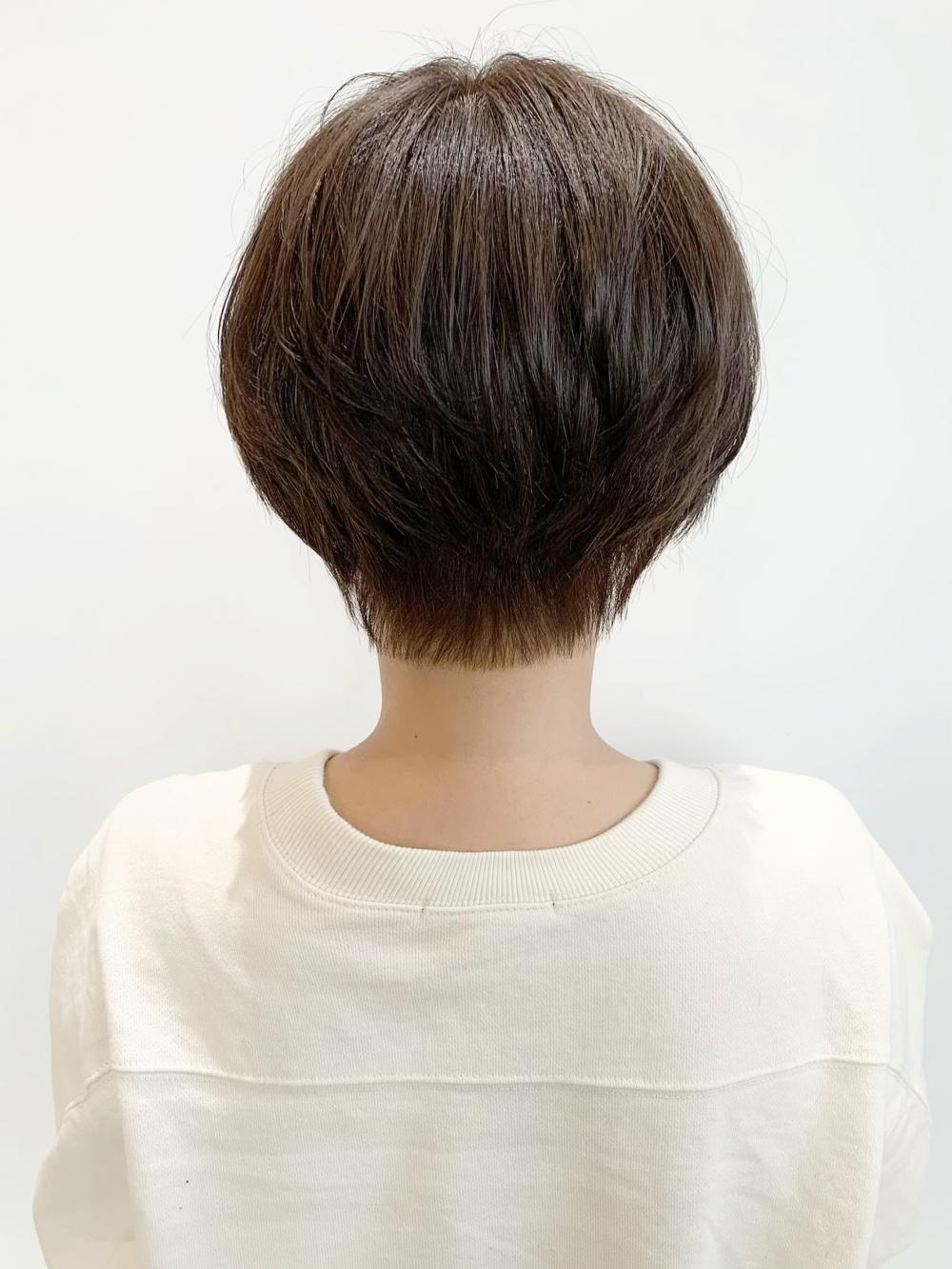 【feliceMICHI佐藤夏美】ハンサムショート