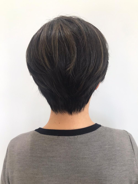 【feliceMICHI山口智也】ミセスショート