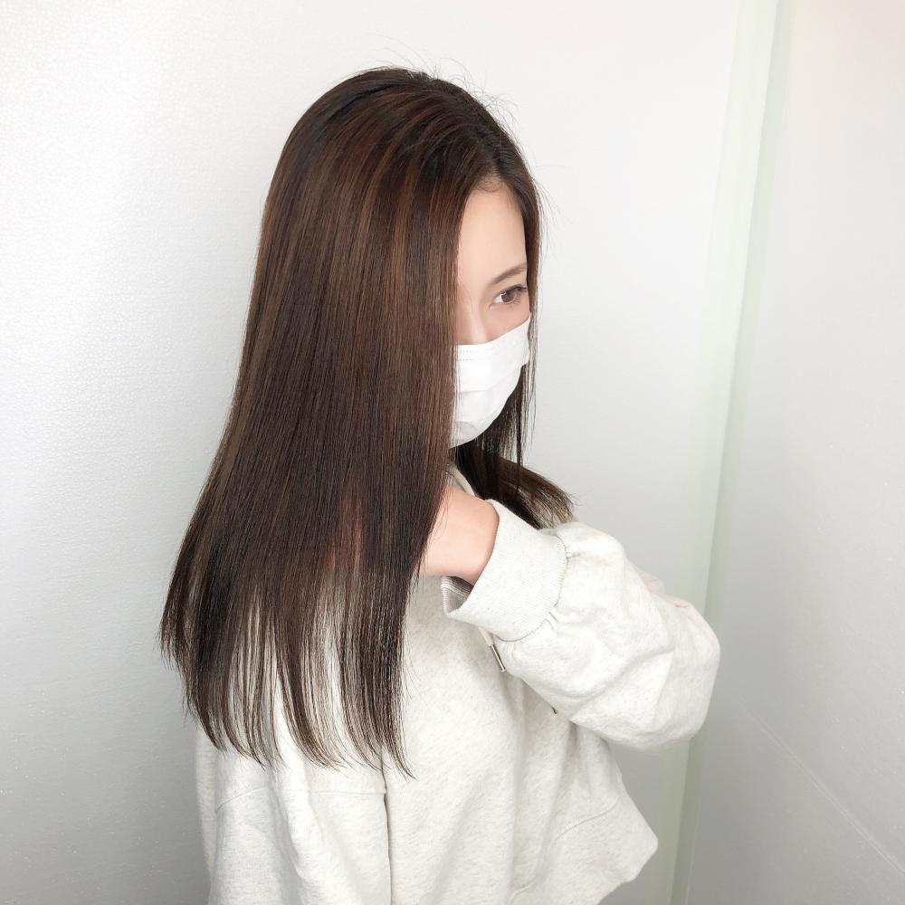 髪質改善ストレート【古作 蓮】