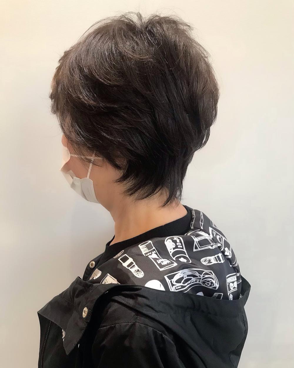 【felice MICHI榎本信也】ミセスショート