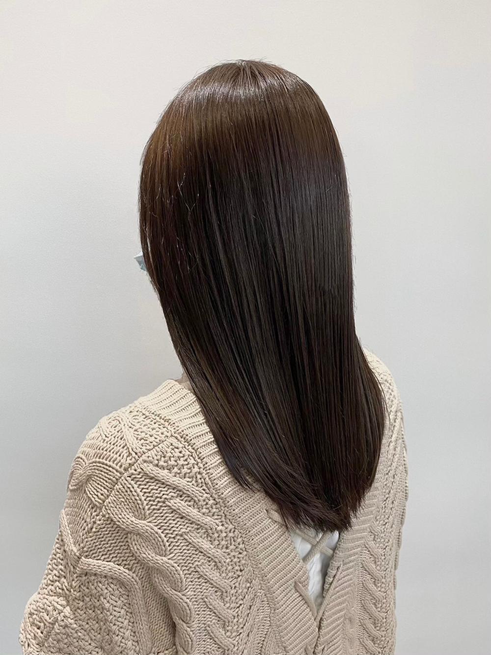 【feliceMICHI間嶋健司】ツヤサラ髪質改善トリートメント