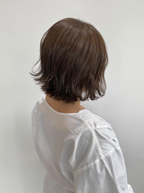 【feliceMICHI間嶋健司】外ハネミディ