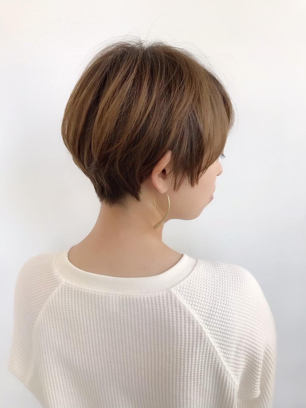 【feliceMICHI島田和也】耳かけ大人ショート