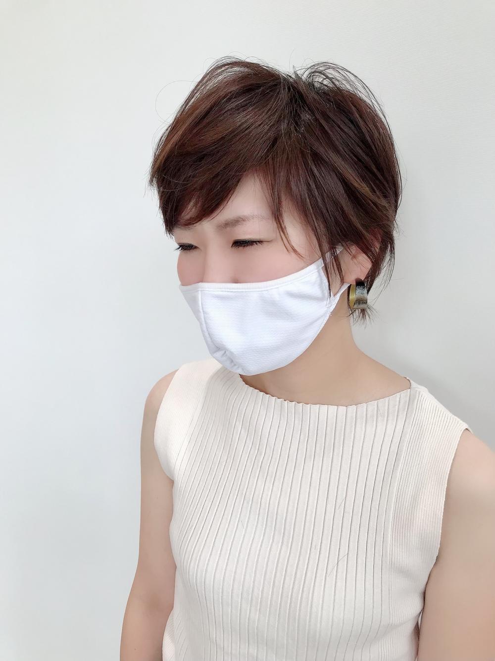 【feliceMICHI榎本信也】軽やか大人ショート